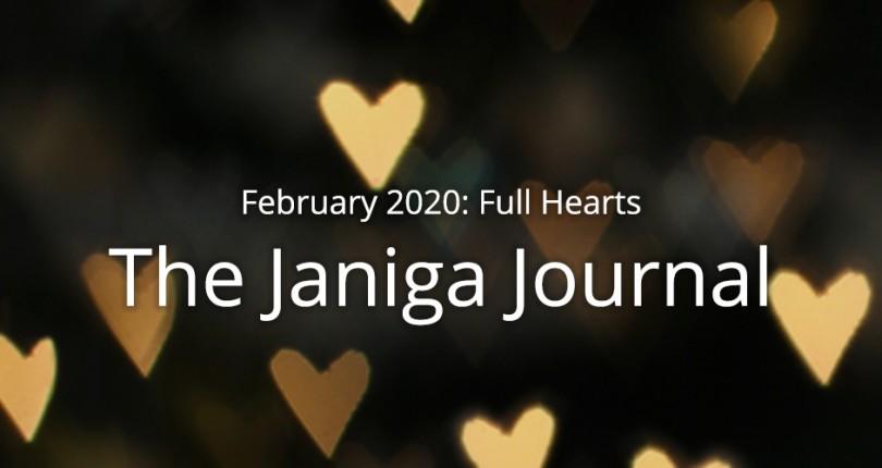February 2020: Full Hearts