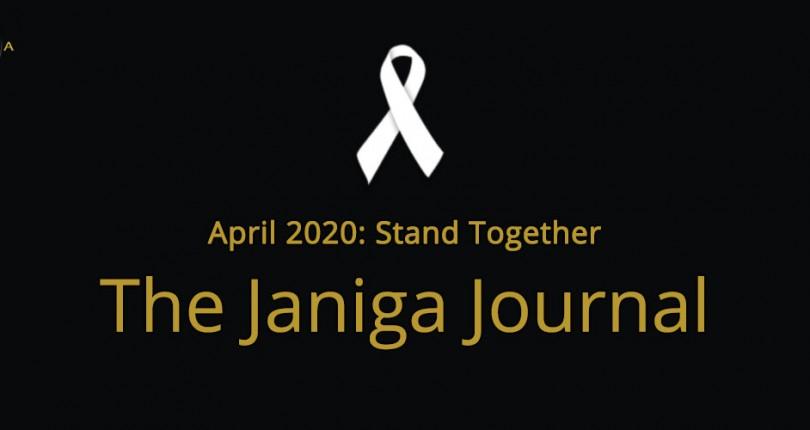 April 2020: Stand Together