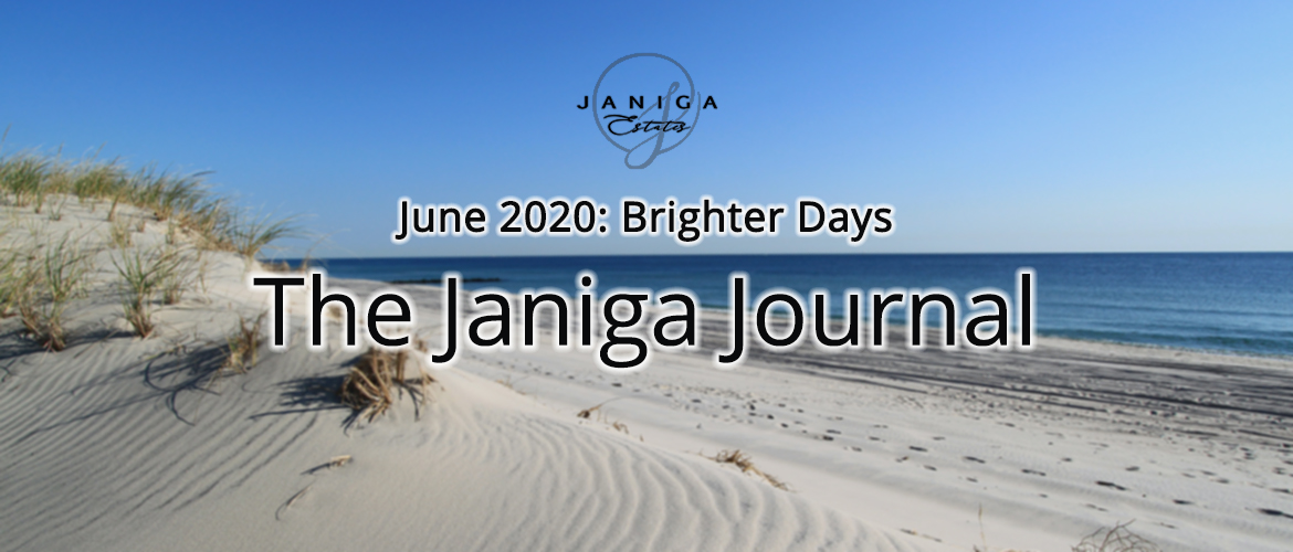 June 2020: Brighter Days