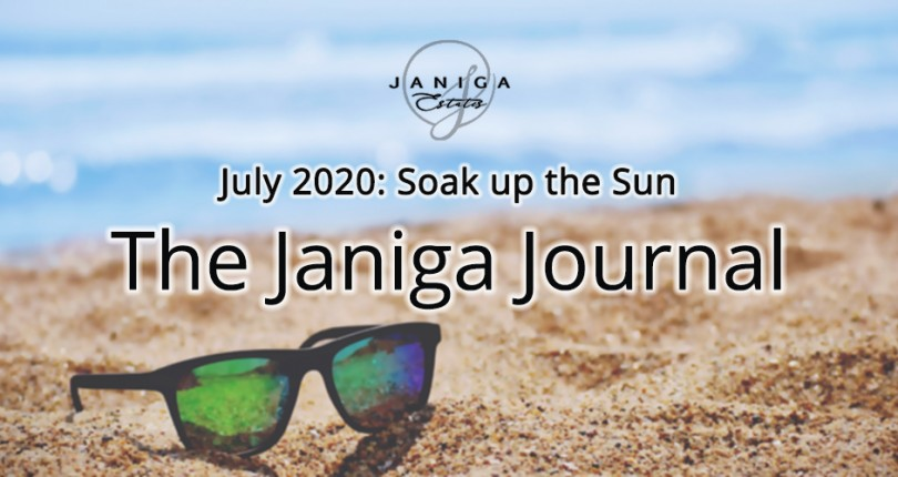 July 2020: Soak up the Sun