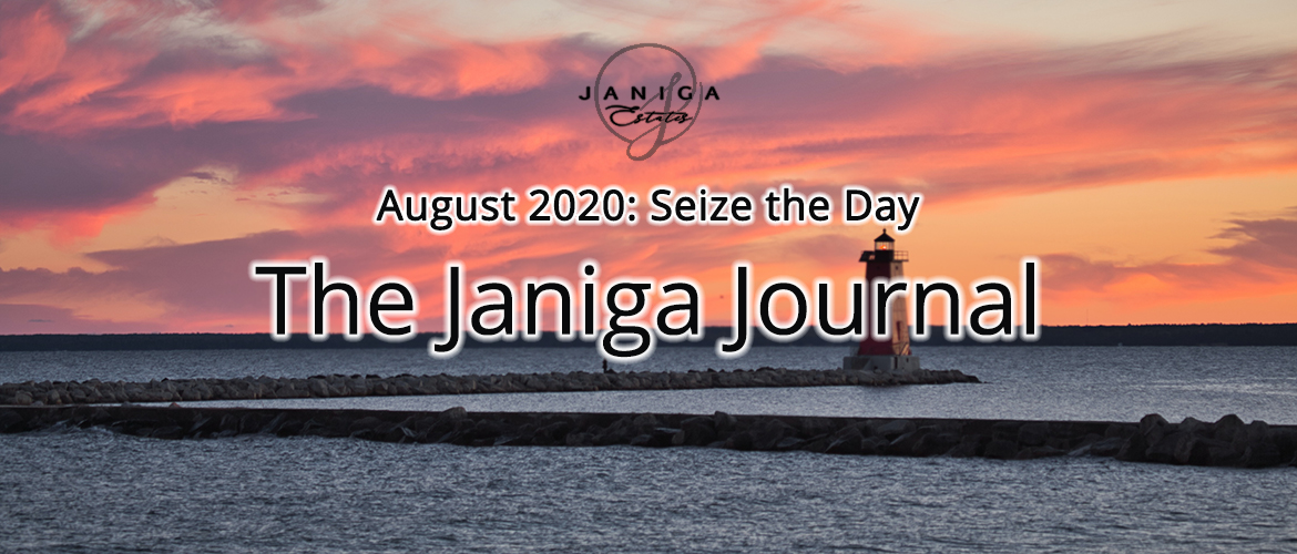 August 2020: Seize the Day