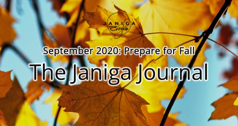 September 2020: Prepare for Fall