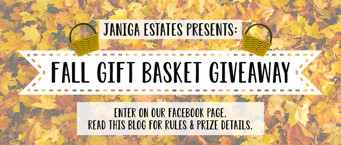 CONTEST: Fall Gift Basket Giveaway