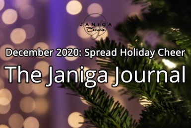 December 2020: Spread Holiday Cheer - The Janiga Journal