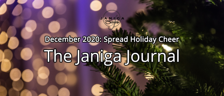 December 2020: Spread Holiday Cheer