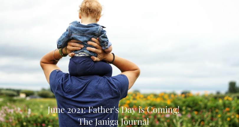 Father's Day is Sunday, June 20th